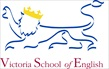Victoria School of English logo