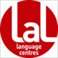 LAL Language Centres logo