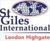 St Giles Highgate logo